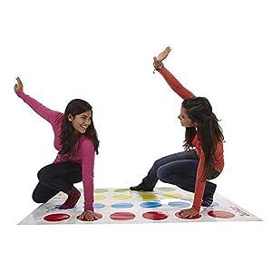 Child Toy Juego de Suelo Twistter, Juego de Mesa para Familia y Fiestas