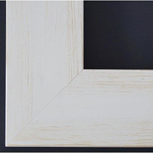 Bilderrahmen Weiß - 10 x 15 cm - Modern, Landhaus, Shabby - Alle Größen - handgefertigt -...