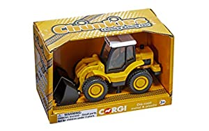 Corgi CH039 Chunkies Loader Tractor Farm, Amarillo