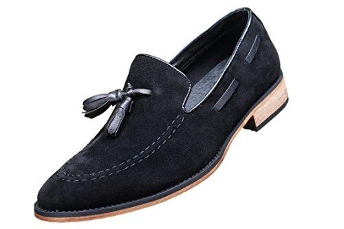 Galax Chaussure Derbie Gh3065 Black Noir