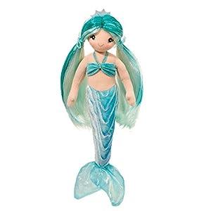 Cuddle Toys 1688Ciara Aqua de Sirena de Peluche