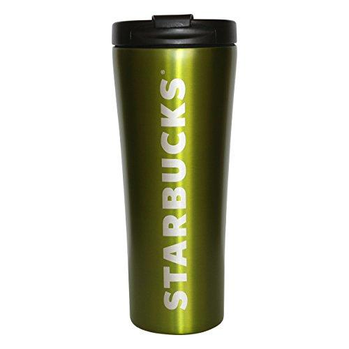 Starbucks Acero Inoxidable Vaso Térmico Tumbler Summer Color Fruits Vino Uvas Verde 12oz/355ml