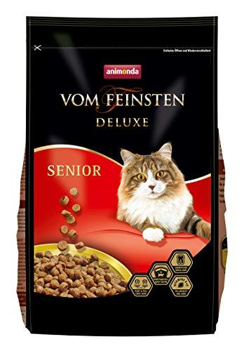 Animonda vom Feinsten Deluxe Senior, Trockenfutter für ältere Katzen ab 7 Jahren, 1,75 kg -