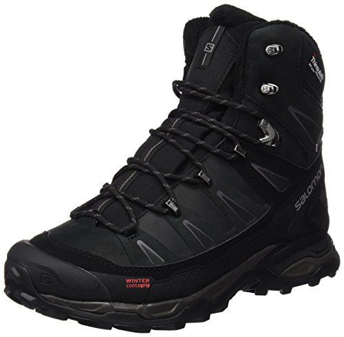 Sport Cs Von City (Salomon X ULTRA Winter CS WP Men (376635), Schwarz, 43 1/3)