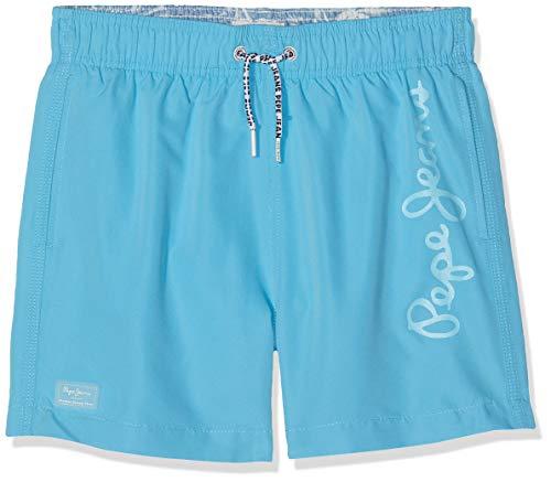 Pepe Jeans Guido Bañador de natación, Azul Glacier 526, 6 años Talla del Fabricante: 6 para Niños...