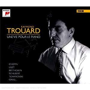 Raymond Trouard : Une vie pour le piano (coffret 11 CD)