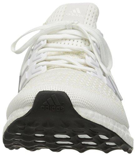 ADIDAS ULTRA BOOST BLACK PURPLE - B27171 White, White, Silver