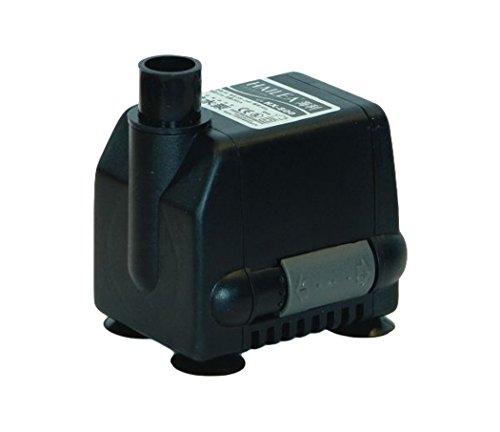 Hailea 10-450-400 - Bomba regulable HX-800 285 Lph, carga de 0,5 m, 10 x 6 x 13 cm, color gris
