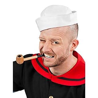 Maskworld Popeye Pfeife Seemann Kostüm-Zubehör