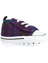 Converse Chuck Taylor Easy Slip Infant Allium Purple 849956C Infant 4
