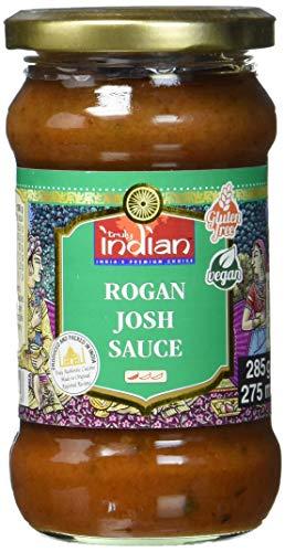 TRULY INDIAN Fertigsauce für Rogan Josh, 285 g