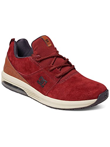 DC Shoes Heathrow IA SE - Chaussures pour homme ADYS200039 Burgundy