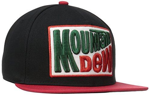 mountain-dew-hombre-retro-gorra-de-beisbol