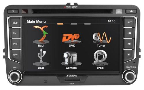 Zenec Z-E2015 Navigationssystem (Kontinent)