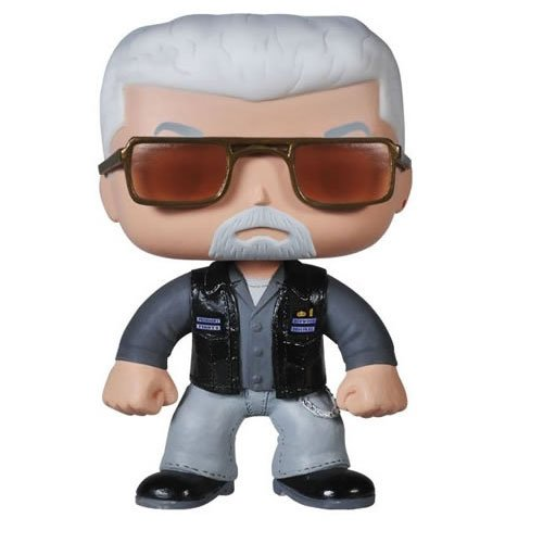 : Sons of Anarchy Clay Morrow Action-Figur ()