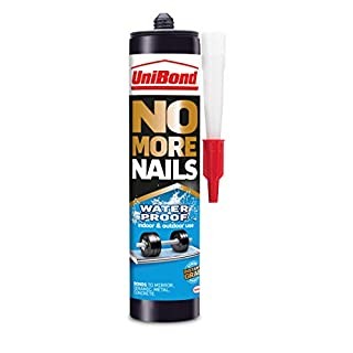 UNIBOND 1966745 No More Nails Waterproof Cartridge-450g