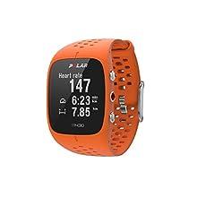 POLAR Unisex's M430 GPS Running Watch, Orange, One Size