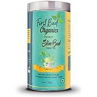 First Bud Organics Premium SlimBud Green Tea-100 Gram