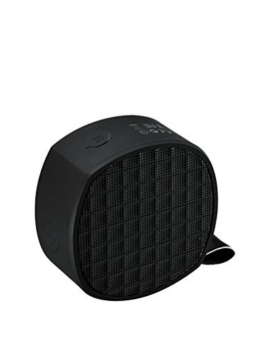 RAPOO | A200-B Bluetooth 4.1 Wireless Mini Portable Stereo Speaker for Music and Calls - BLACK