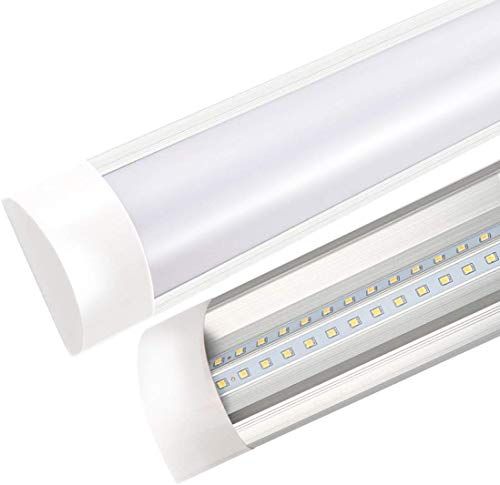 LineteckLED® - P25-48N Plafoniera Led Ultraslim 150cm 60W Luce Naturale (4200K) 4800 Lumen sostituisci la Tradizionale Plafoniera Neon con le Plafoniere Led a Soffitto Moderno
