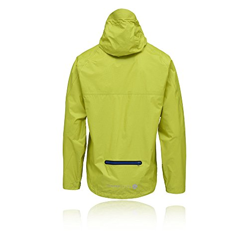 Higher State Trail Waterproof Lite Smock Green