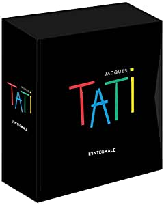 Intégrale Jacques Tati [Blu-ray]