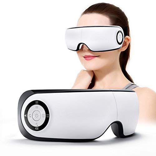 LJSHU Eye Massager Wireless Foldable Mit musikalisches Druck-Vibrations-Wärme-Augen-Tabilage-Geräte
