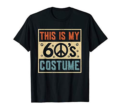372/5000 Dies ist mein 60er Jahre Kostüm Halloween 1960 - 1960 Disco Kostüm