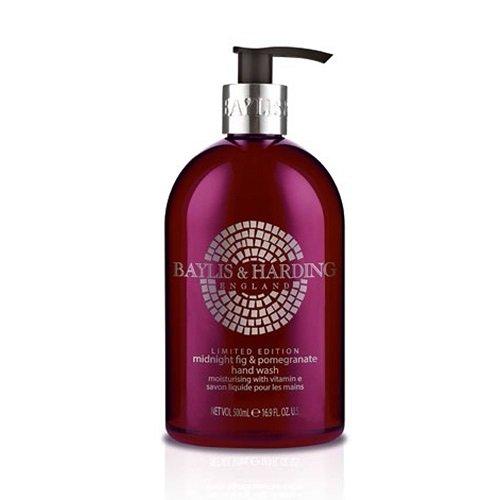 baylis-harding-plc-mosaic-savon-liquide-pour-main-midnight-pomegranate-elderflower-500-ml