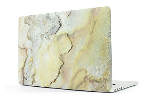 woodstache – Cover aus Stein MacBook Natural