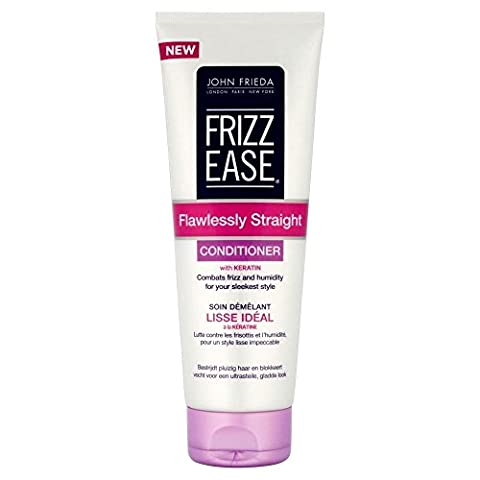 John Frieda Frizz Ease Straight Ahead Conditioner (250ml) - Paquet de 6