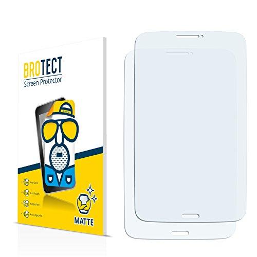 2x BROTECT Matte Displayschutzfolie für Samsung Galaxy Tab 3 (8.0) LTE SM-T315 Schutzfolie Matt, Antireflex Folie