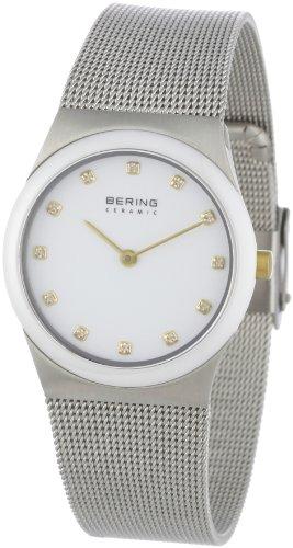 Bering Time - 32230-084 - Montre Homme - Quartz Analogique - Bracelet Acier Inoxydable Argent