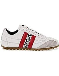 Complementos es Bikkembergs Blanco Zapatos Y Amazon dfnBwXqB