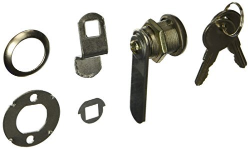 Nickel-plated Hardware (Ultra Hardware 43805 Nickel Plated Disc Tumbler Cam Lock kit by Ultra Hardware)