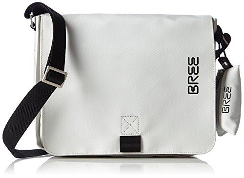 Bree - Punch 61, Borse a Tracolla Unisex - Adulto Multicolore (Mehrfarbig (white/black 508))