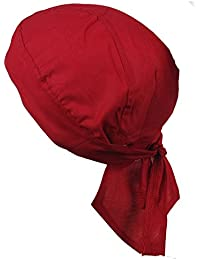 Fitted BANDANA Red
