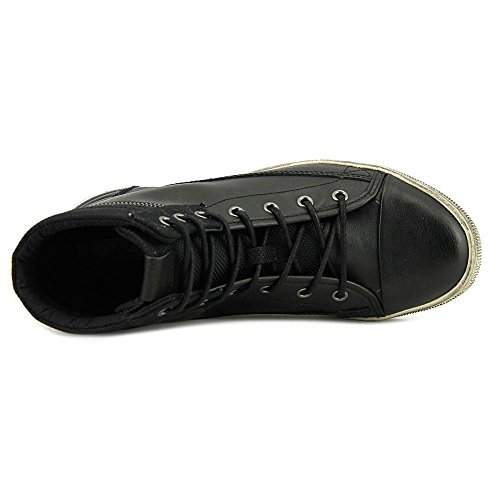 Aldo Phedime Cuir Baskets Black