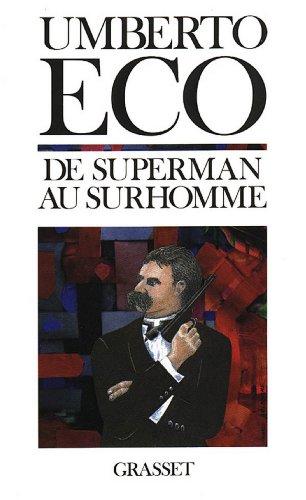 De Superman Au Surhomme [Pdf/ePub] eBook