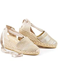 fcab53d70dcef2 ... Shoes   Espadrilles   Silver. VISCATA Handmade in Spain. Escala 2.5
