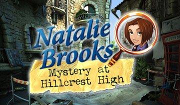 Natalie Brooks: Mystery at Hillcrest High-(PC en Téléchargement)