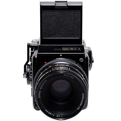 zenza bronica sq-b fotocamera medio formato 6x6 con obiettivo zenzanon 80/2,8