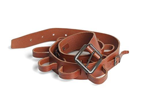 Leder Gürtelschlaufe Vaqueta mit portacazas Leder von hoher Qualität (Vaqueta-leder)