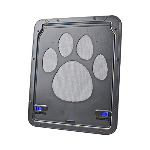 HXHON Puerta mosquitera magnética Perros pequeños