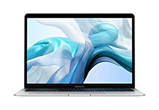 "Apple MacBook Air (13"", 1,6 GHz Dual‑Core Intel Core i5 Prozessor, 128 GB) - Silber (Vorgängermodell) (B07K2TBX19) 