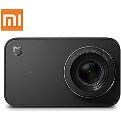 Xiaomi Mini Cambres esportives compacta 4K 30 fps Enregistrament de vídeo 145 Gran Angular Pantalla 2.4 Polzades sport Camera Portable Control d'aplicacions