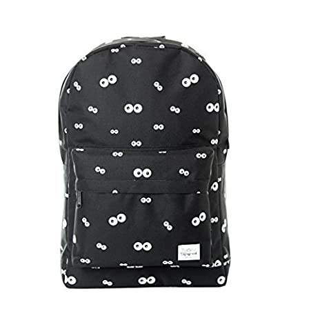 Spiral Unisex OG Backpack, Eye to Eye, One
