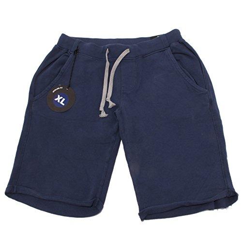 9915P bermuda JCOLOR blu pantalone corto uomo short men [XL]