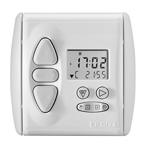Funk-Rolladenuhr Somfy Chronis RTS smart 1805107