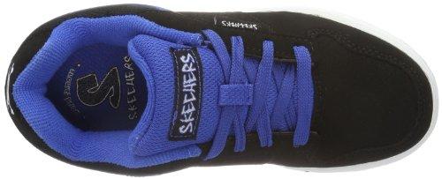 Skechers EndorseSkate Game Jungen Sneakers Schwarz (Bkry)
